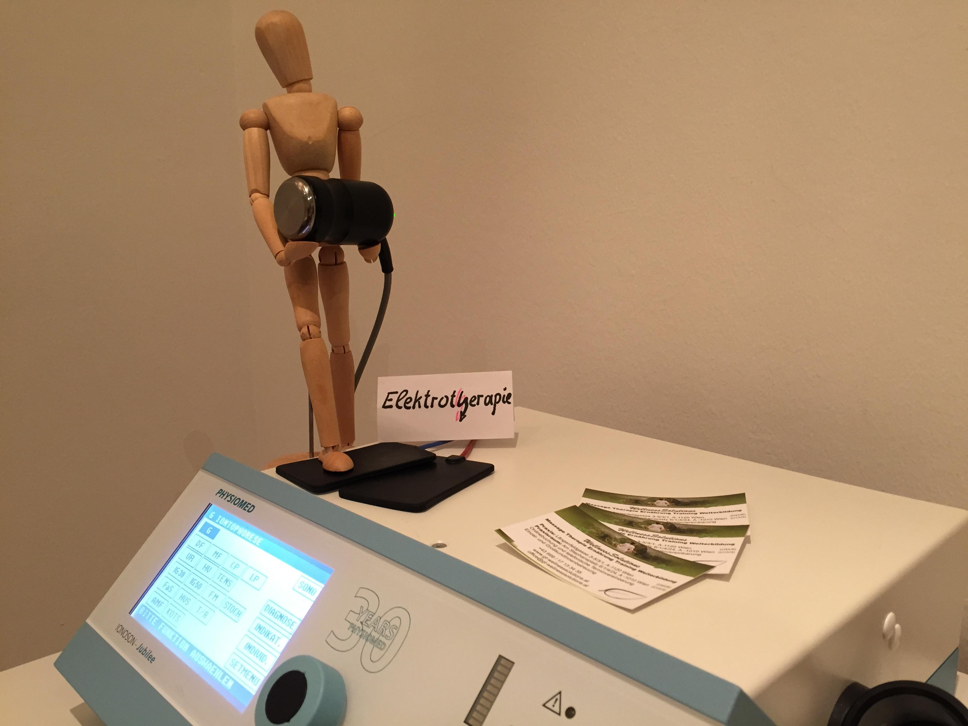 verbrennung elektrotherapie heilt nicht